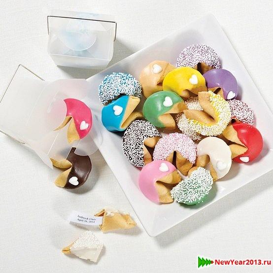 Печенье с предсказаниями рецепт с пошаговым для новичков 4